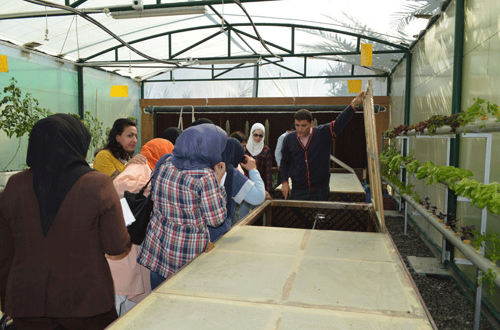 Ministry of Education Plants Nursery