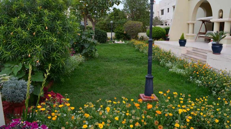 A Visit to A Member's Garden