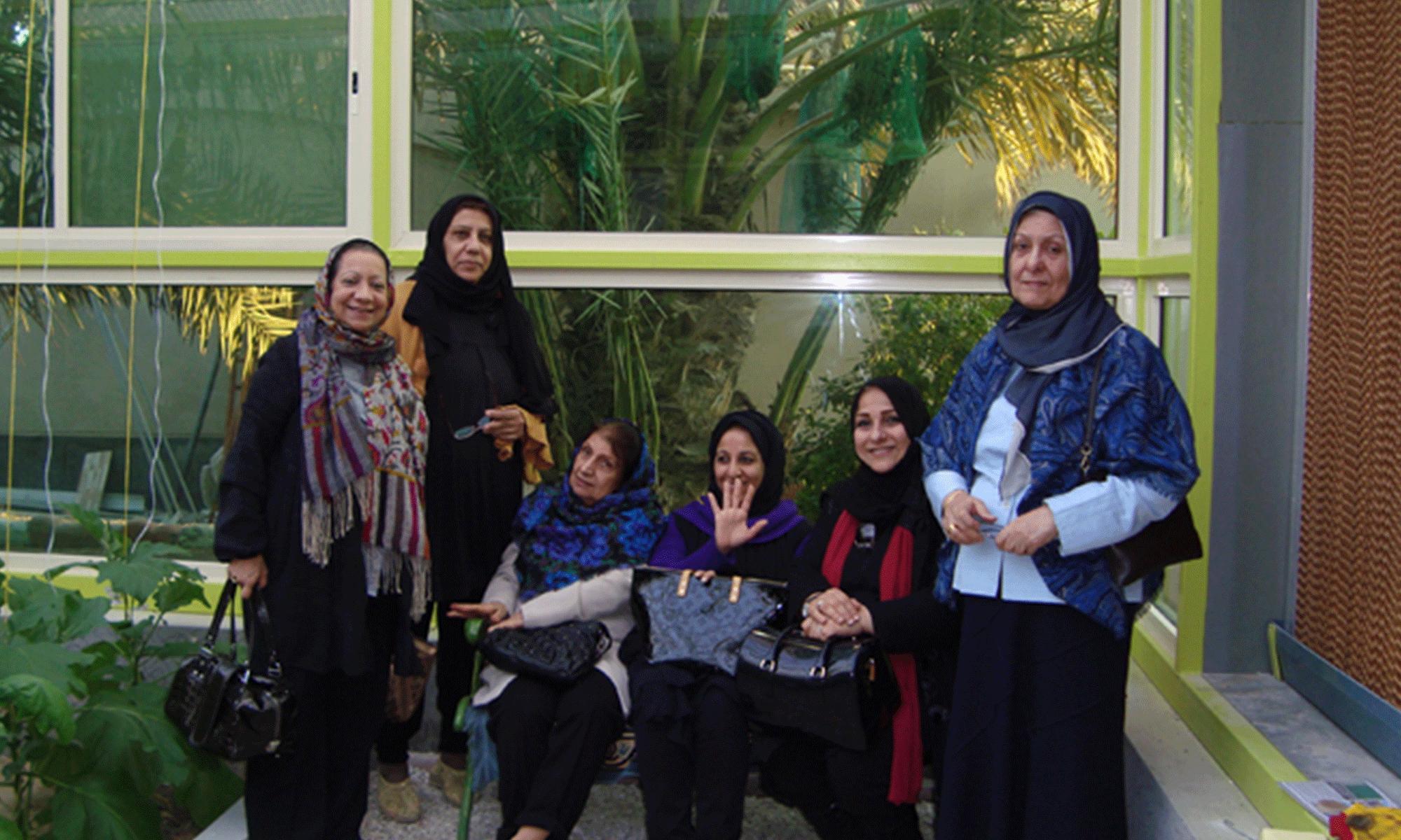 Bahrain Garden Club Team