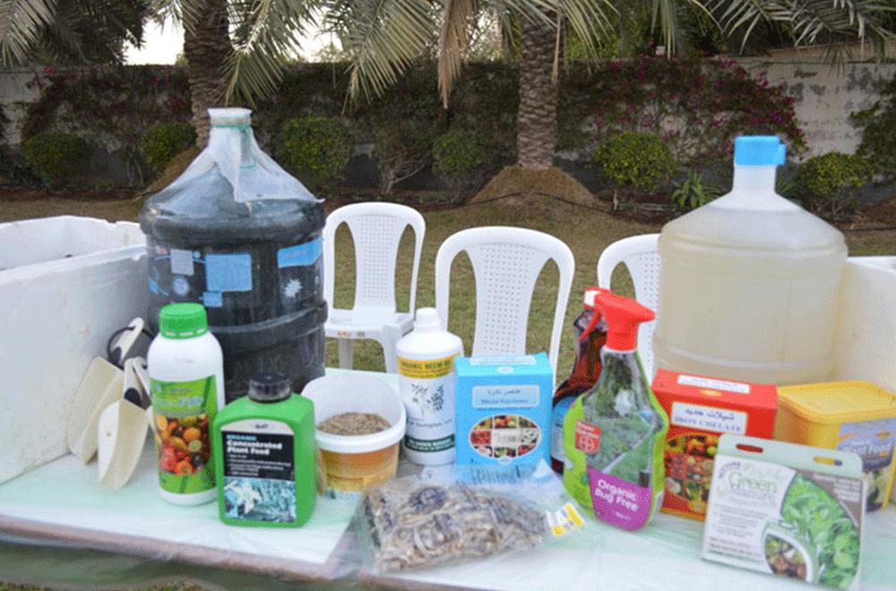 Tea Composting Materials