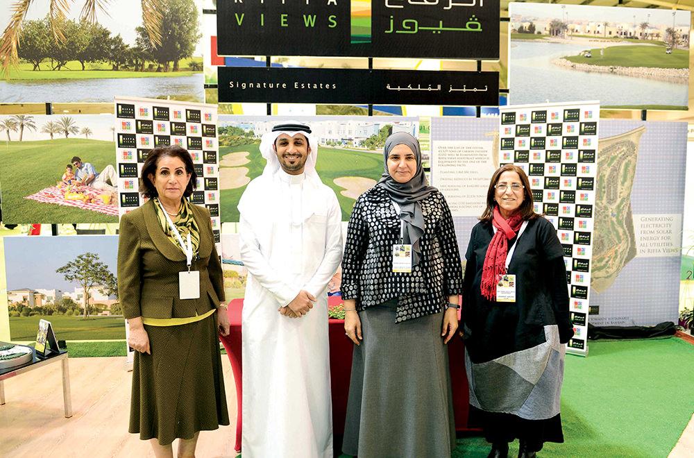 Riffa Views & Bahrain Garden Club community members