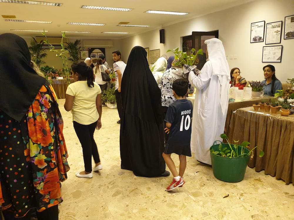 Bahrain Garden Club Bazaar