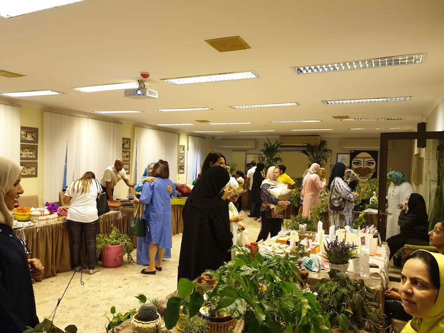 Bahrain International Garden Show at BGC.