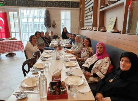Turkish Restaurant Gathering